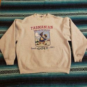 1992 Tasmanian Devil Golf Acme Clothing Crewneck